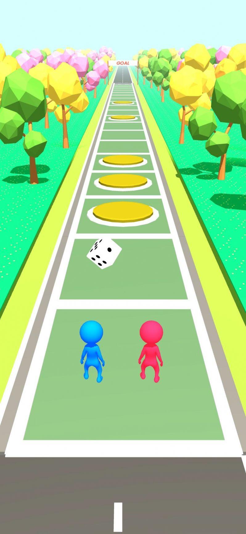 骰子比赛截图