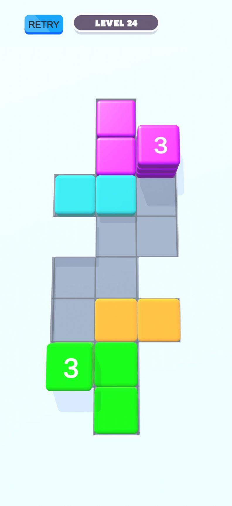 堆放方块惊奇截图