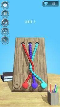 绳索解开大师3D