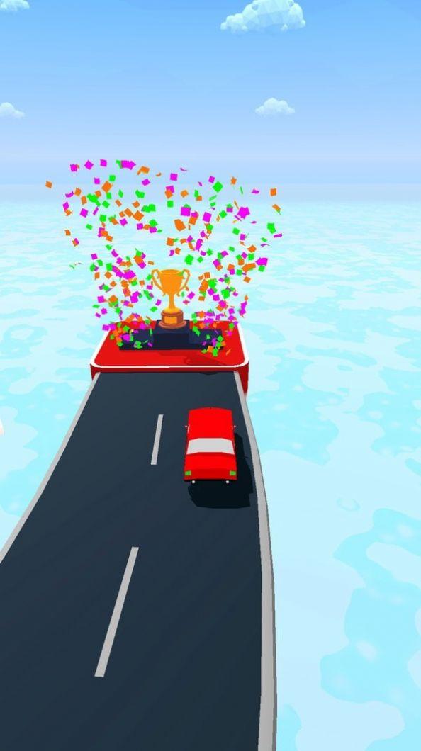块状汽车3D截图