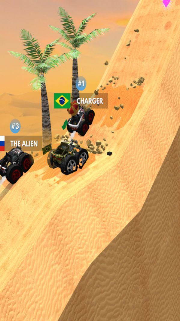 爬坡四驱车截图