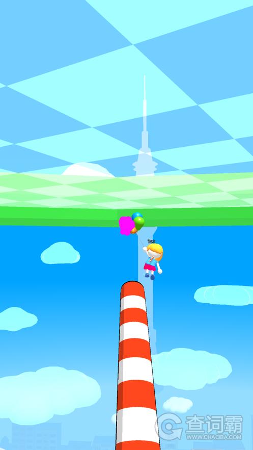 气球竞速大作战