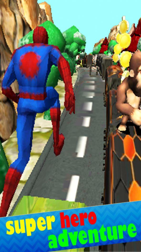 蜘蛛侠公路跑酷截图