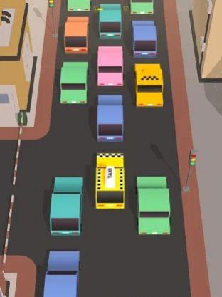 交通拥堵截图