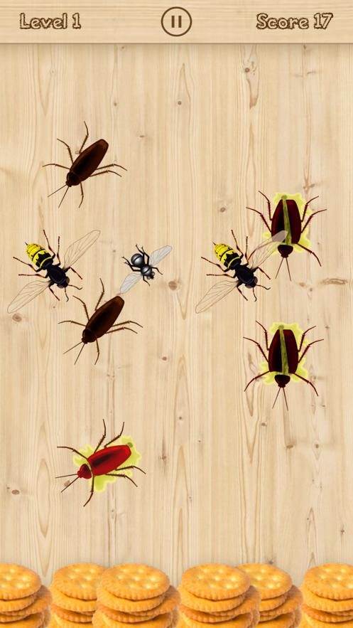 消灭蟑螂截图