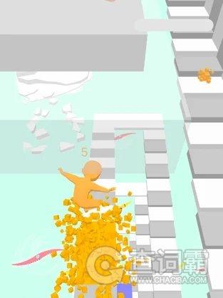 楼梯赛跑3D