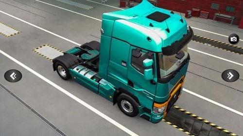 卡车终极模拟2021截图