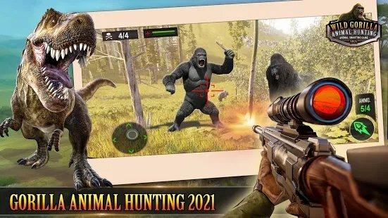 狩猎野生大猩猩2021截图
