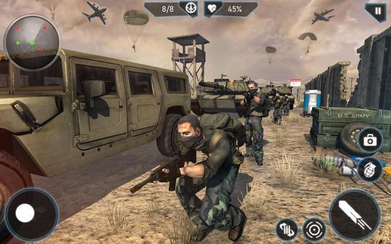 现代FPS战斗任务截图