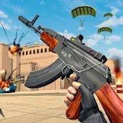 致命的枪击恐怖分子