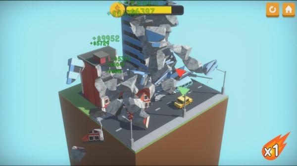 城市毁灭物理模拟器截图