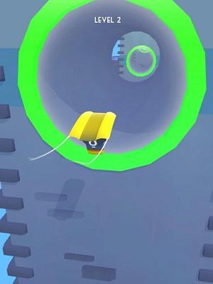 隧道滑翔机3D截图