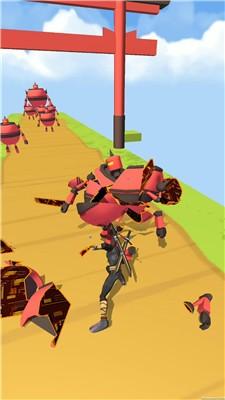 动作忍者3D截图