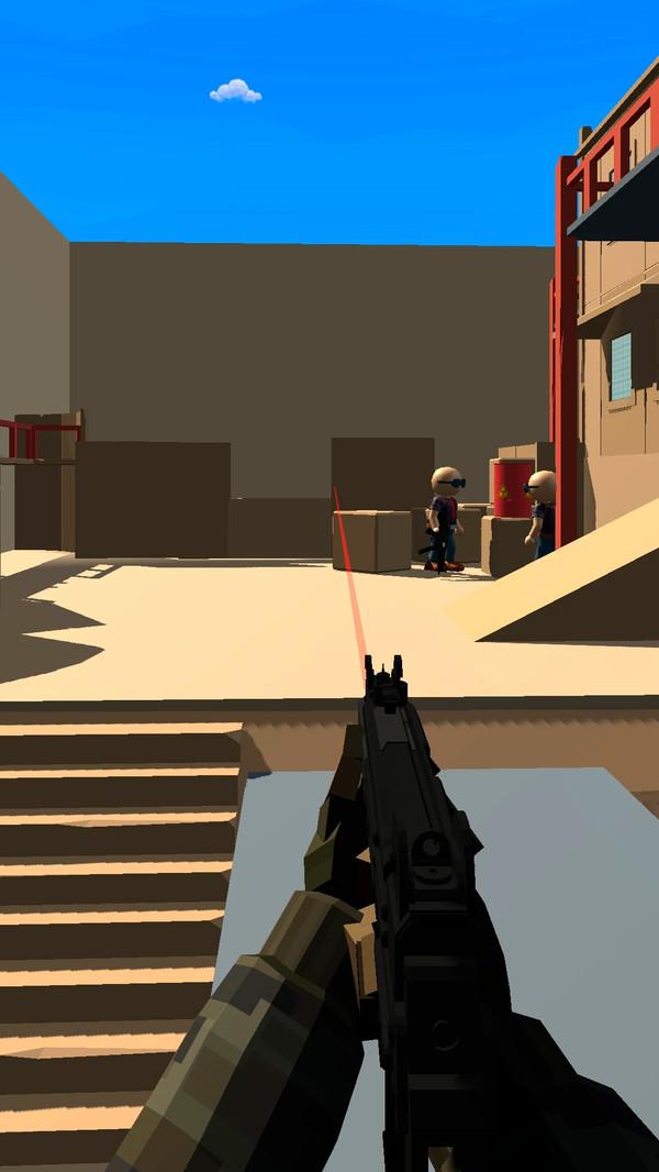 超级射击3D截图
