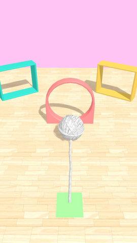 滚动的毛毛球截图