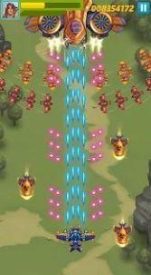 外星人银河攻击游戏截图