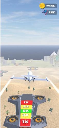 弹射飞机截图