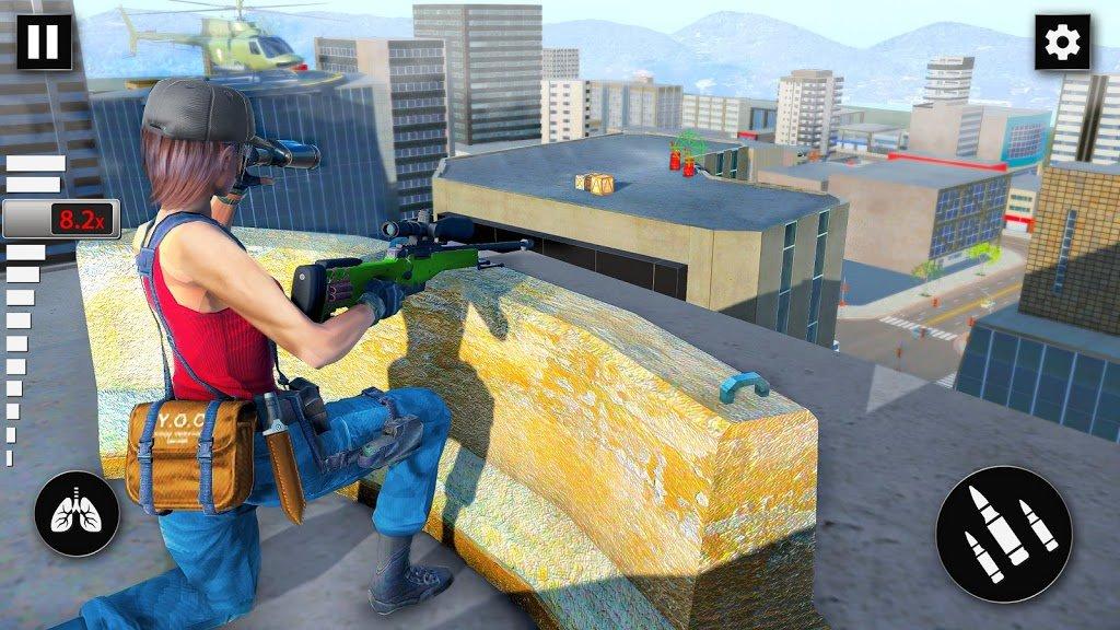 我们狙击手任务截图