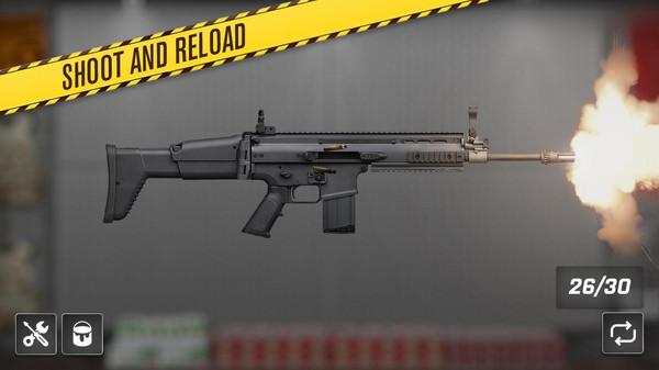 枪支武器模拟截图
