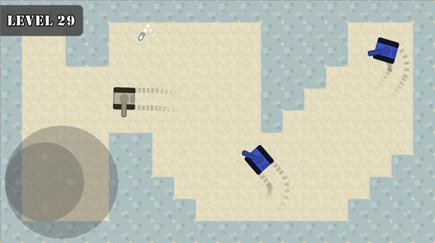 微型坦克射击截图