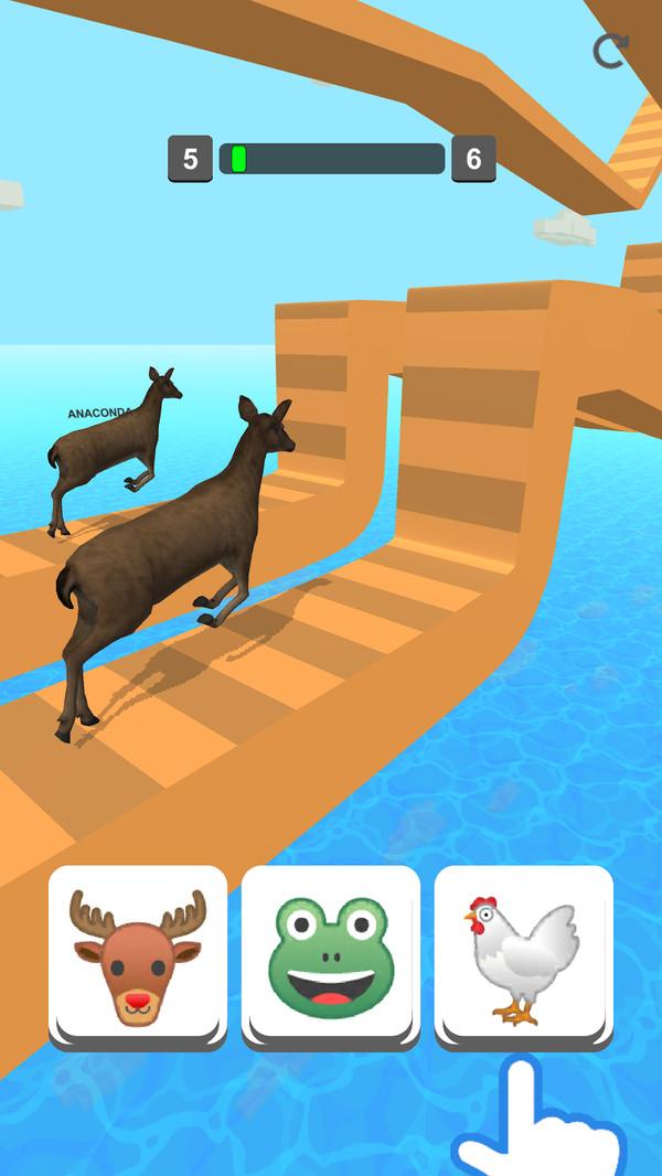 动物赛跑截图