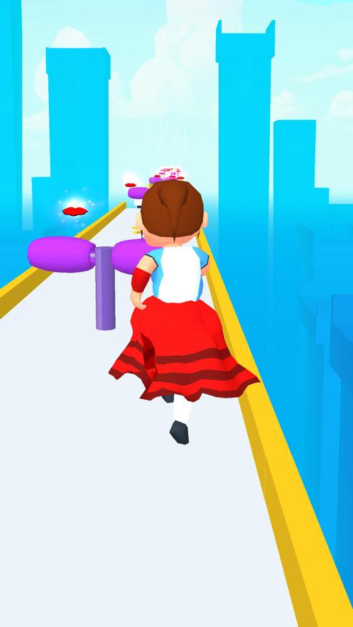 飞舞的裙子3D截图