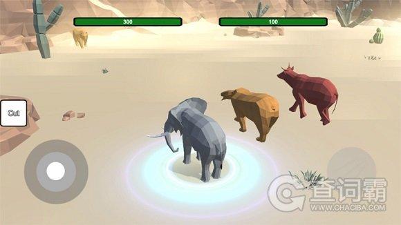 动物进化模拟器