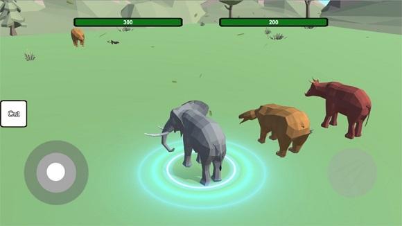动物进化模拟器截图