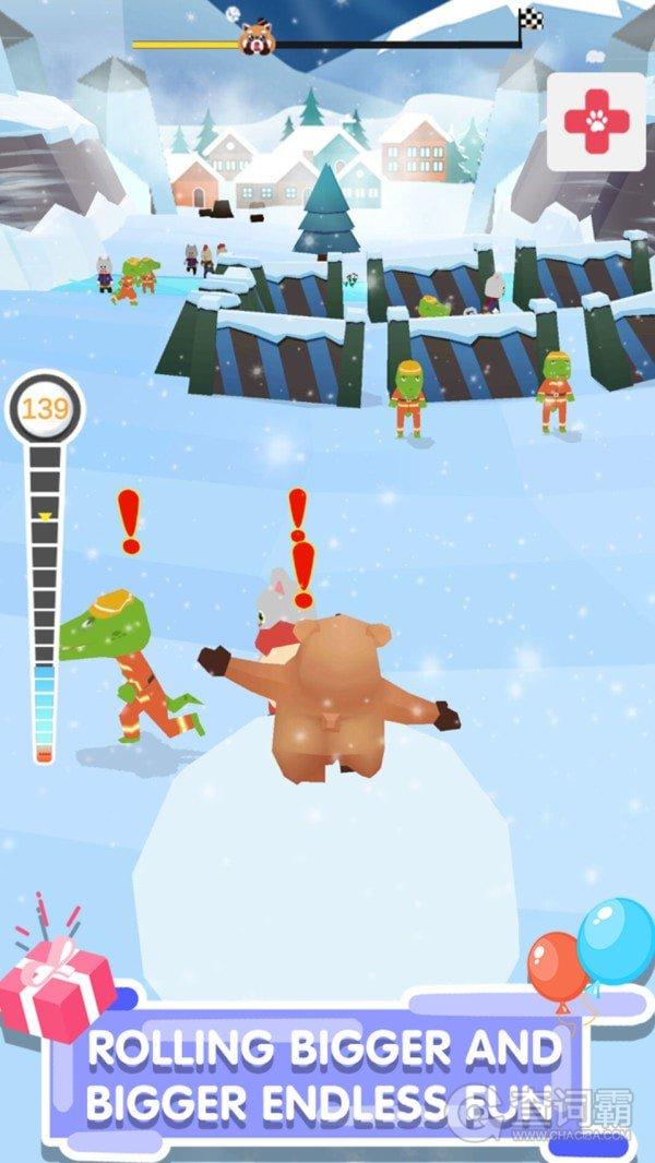 熊熊的冒险之旅