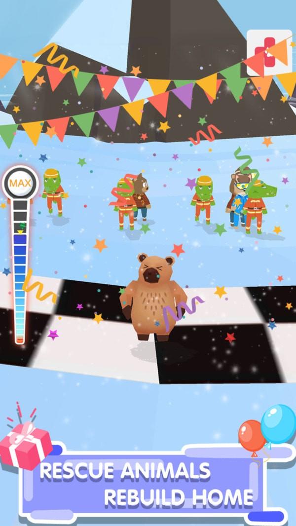 熊熊的冒险之旅截图