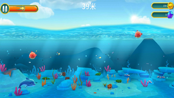 海洋动物传奇截图