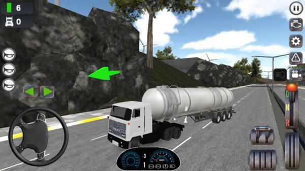 驾驶真正卡车截图