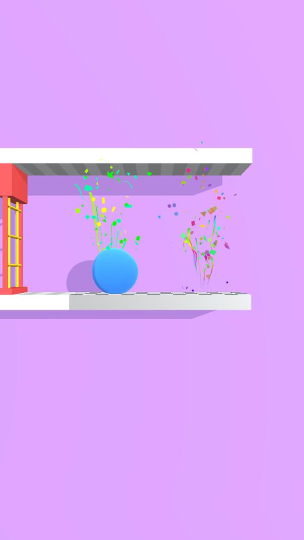 海绵球球快跑截图
