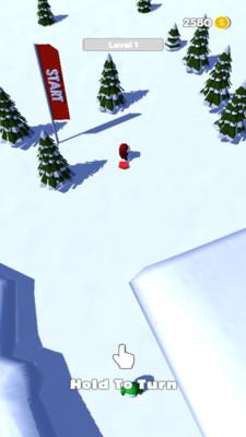 滑雪狼人截图