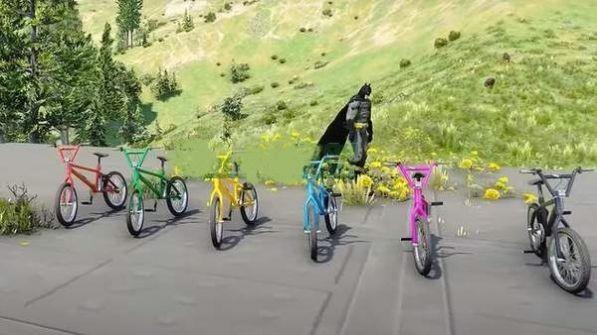 自行车英雄竞速截图
