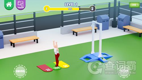 神奇体操3D游戏