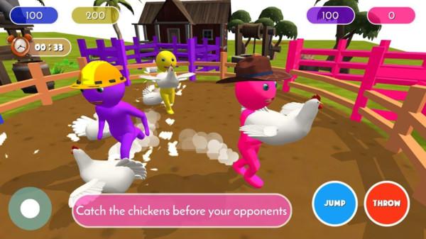 抓鸡大作战截图