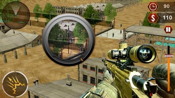边境军狙击手截图