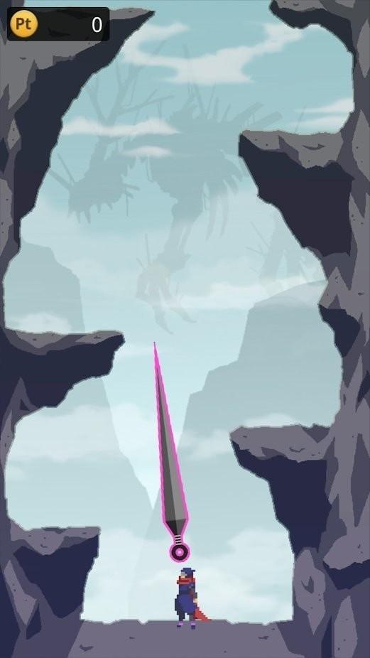 登山忍者截图