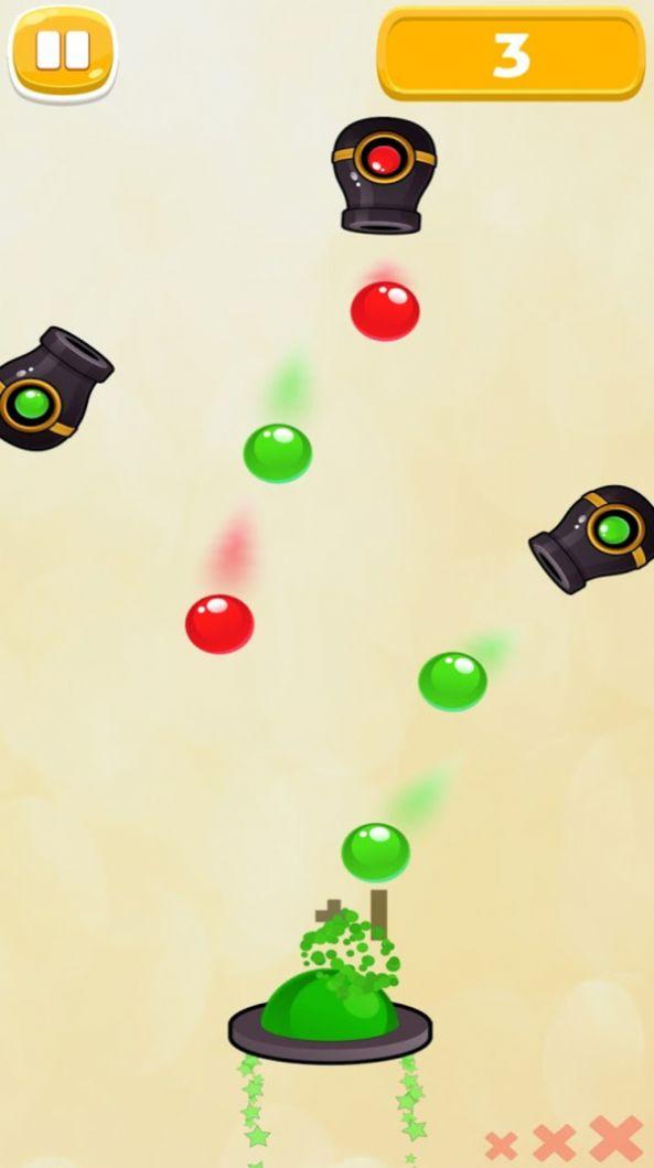 果冻球大炮截图