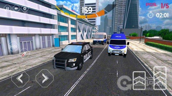 警车游戏2021