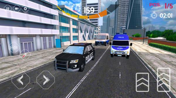 警车游戏2021截图