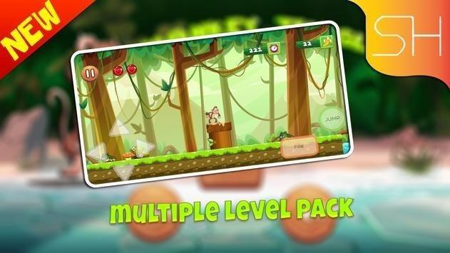 猴子森林探险截图