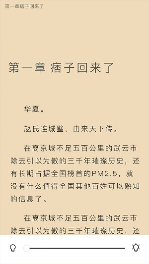 琴叶小说截图