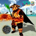 超级绳索英雄功夫熊猫