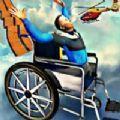 疯狂轮椅赛博朋克世界