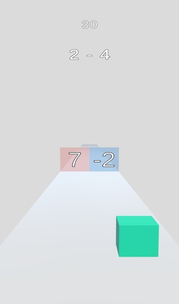 数学方块截图