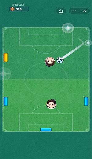 双人足球截图