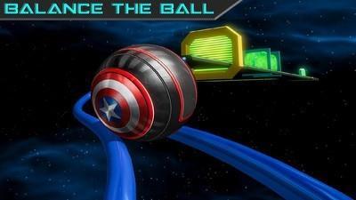 银河平衡滚球2