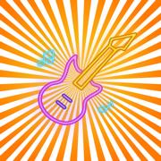 节奏吉他天国音乐
